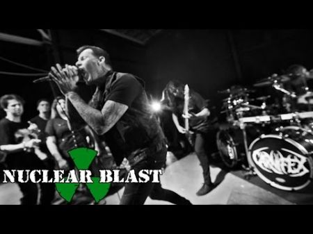 Carnifex announce North American tour with Despised Icon and Fallujah