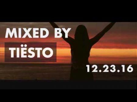 Tiesto announces new compilation mix album, to be released on Dec. 23