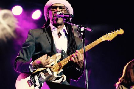 Nile Rodgers confirms new CHIC album and more coming in 2017