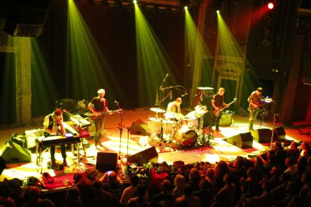 Joe Russo's Almost Dead at the Ogden Theatre on 12/15/16