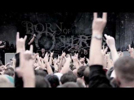 Born of Osiris announce The New Reign Tour