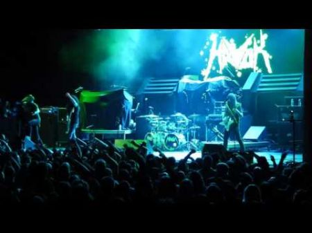 Havok announce new album 'Conformicide' and tour with Exmortus