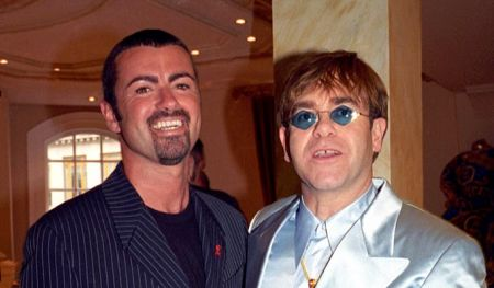 """Elton John will reportedly perform """"Don't Let The Sun Go Down On Me"""" at George Michael's funeral."""