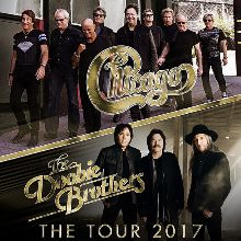 Chicago & The Doobie Brothers tickets at Red Rocks Amphitheatre in Morrison