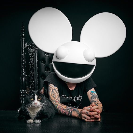 deadmau5 tickets at Shrine Expo Hall in Los Angeles