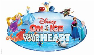 Disney On Ice:  Follow Your Heart tickets at Sprint Center in Kansas City