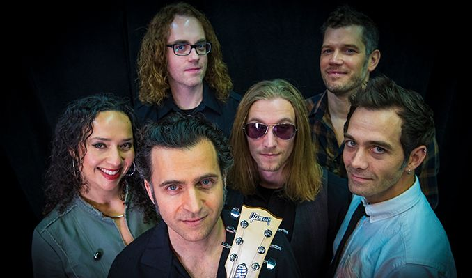 Dweezil Zappa: 50 Years Of Frank tickets at Fonda Theatre in Los Angeles