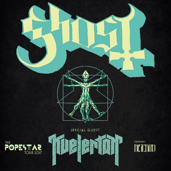 GHOST tickets at HOVET/Stockholm Live in Stockholm