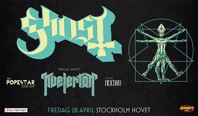 GHOST tickets at HOVET/Stockholm Live in Stockholm