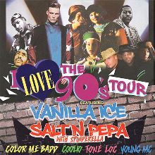 I Love The 90s tickets at The SSE Arena, Wembley in London