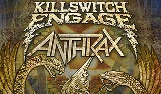 Killswitch Engage & Anthrax tickets at Arvest Bank Theatre at The Midland in Kansas City