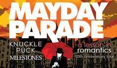 Mayday Parade tickets at The Showbox in Seattle