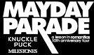 Mayday Parade tickets at Starland Ballroom in Sayreville