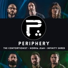 Periphery tickets at Starland Ballroom in Sayreville