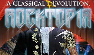 Rocktopia Live tickets at Arvest Bank Theatre at The Midland in Kansas City