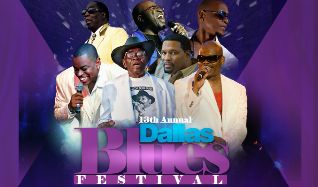 13th Annual Dallas Blues Festival featuring Bishop Bullwinkle, Sir Charles Jones, Calvin Richardson TK Soul, Willie Clayton, Clarence Carter, Terry Wright tickets at Verizon Theatre at Grand Prairie in Grand Prairie