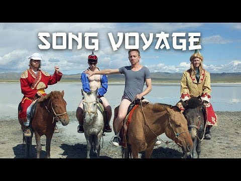 Exclusive clip: The Gregory Brothers embark upon a 'Song Voyage'