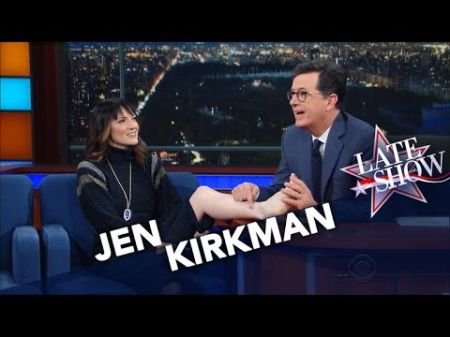 Comedian Jen Kirkman announces All New Material, Girl Fall Tour