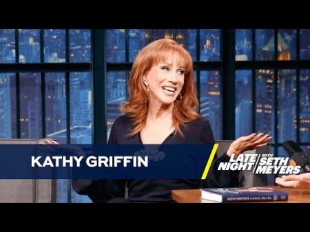 Kathy Griffin announces Celebrity Run-In Tour