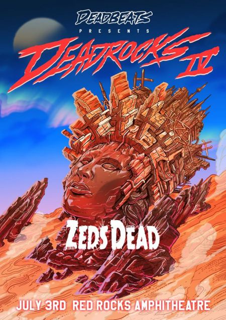 Dead Rocks returns on July 3