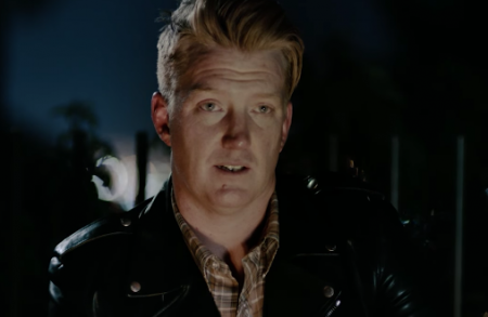 Eagles of Death Metal's Josh Homme in seen in the first trailer for Colin Hank's upcoming HBO documentary,Nos Amis (Our Friends).