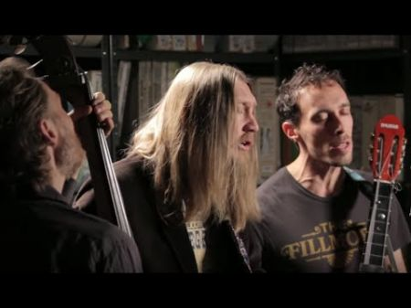 The Wood Brothers 'Live at the Barn': Americana at its finest