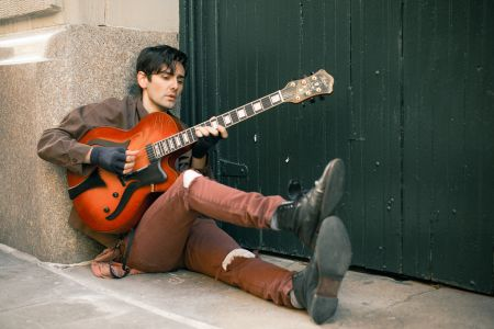 Zane Carney is coming to the El Rey Theatre on Jan. 26