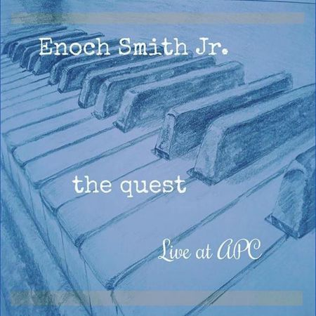 Recorded in church, the gospel-raised, jazz pianist and composer continues his musical love affair with his fourth major album, The Quest: L