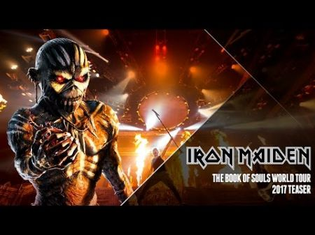 Iron Maiden announce North American tour with Ghost
