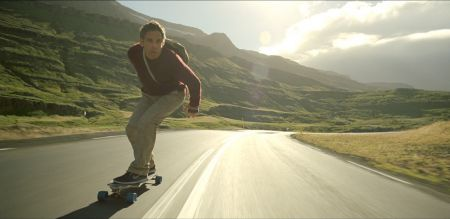 "The Secret Life of Walter Mitty was a subtle nod to Davie Bowie's ""Space Oddity."""