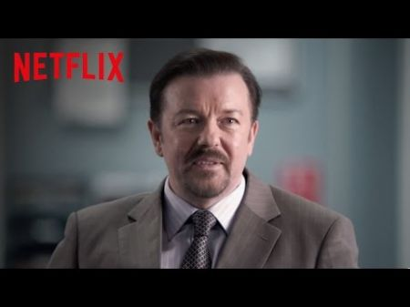 Ricky Gervais shares new 'Life on the Road' trailer ahead of Humanity Tour