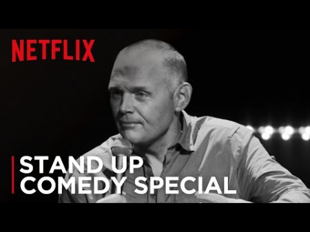 Bill Burr's new special 'Walk Your Way Out' to debut this January