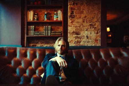 AXS Exclusive: Blues rocker Kyle T. Hurley premieres single 'In the Doghouse'