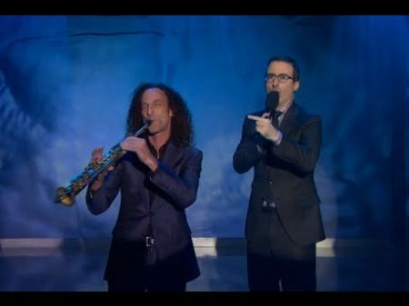 Smooth with the jokes: 5 of Kenny G's most hilarious moments