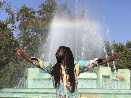 Rocky Dawuni premieres joyful video for 'Shine a Light'