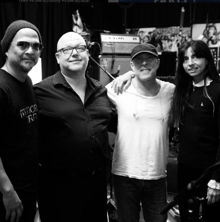 Pixies to heat up Brooklyn Steel on May 26