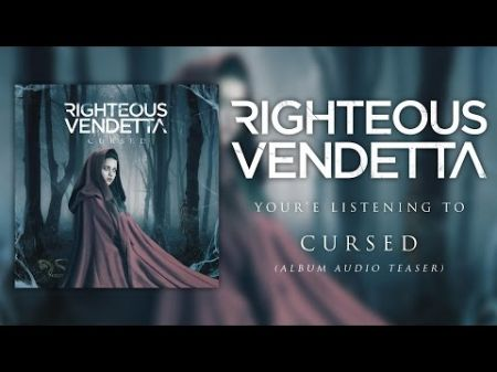 Righteous Vendetta announce new album 'Cursed' & U.S. tour