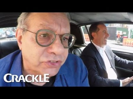 Jerry Seinfeld reveals 'Seinfeld' secret to Lewis Black on 'Comedians in Cars Getting Coffee'