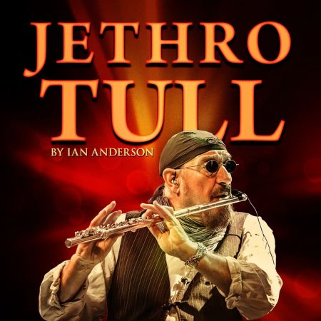 Ian Anderson and Jethro Tull will play Red Rocks with the CSO this summer