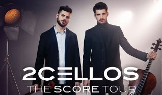 2CELLOS tickets at Target Center in Minneapolis