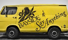Bayside & Say Anything tickets at PlayStation Theater in New York
