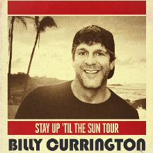 Billy Currington tickets at PlayStation Theater in New York