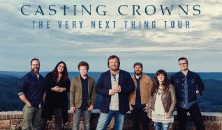 Casting Crowns tickets at Target Center in Minneapolis