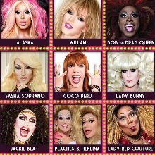 Drag Queens of Comedy tickets at PlayStation Theater in New York