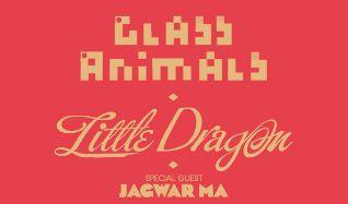 Glass Animals & Little Dragon tickets at Santa Barbara Bowl in Santa Barbara