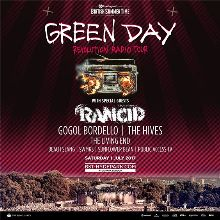 Green Day tickets at Hyde Park in London