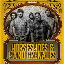 Horseshoes & Hand Grenades tickets at Bluebird Theater in Denver