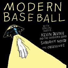 Modern Baseball tickets at The NorVa in Norfolk