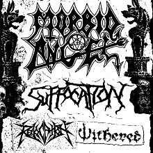 Morbid Angel tickets at Social Hall SF in San Francisco