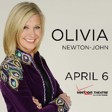 Olivia Newton-John tickets at Verizon Theatre at Grand Prairie in Grand Prairie